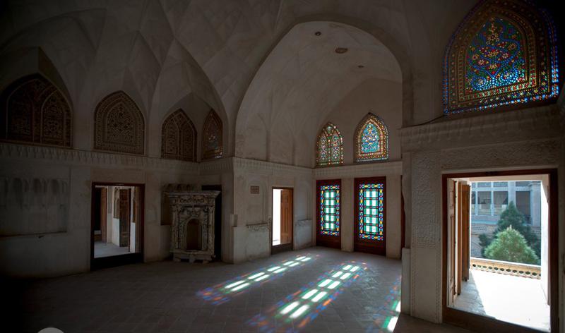 Historic house, Kashan